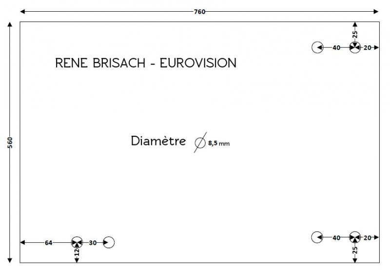 vitre insert pour insert rene brisach eurovision vitre perc e. Black Bedroom Furniture Sets. Home Design Ideas