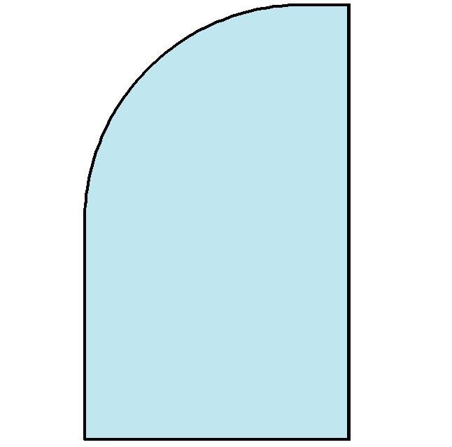 vitre et verre triangle pour po le bois vitre insert. Black Bedroom Furniture Sets. Home Design Ideas