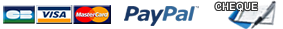 CB / Paypal / Ch�que